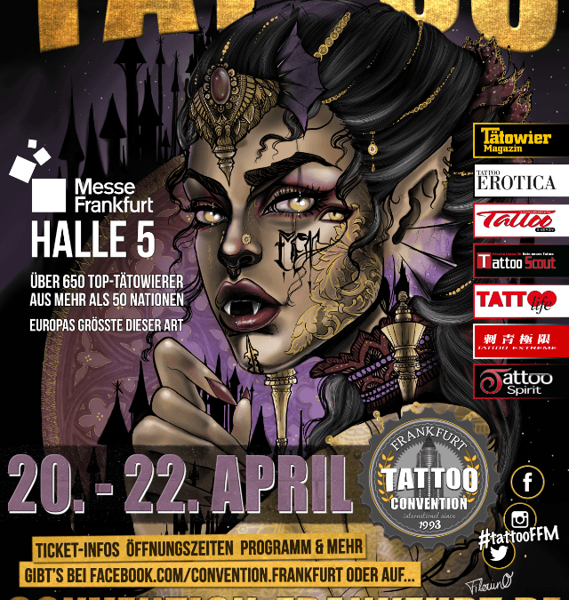 26. TATTOO CONVENTION FRANKFURT