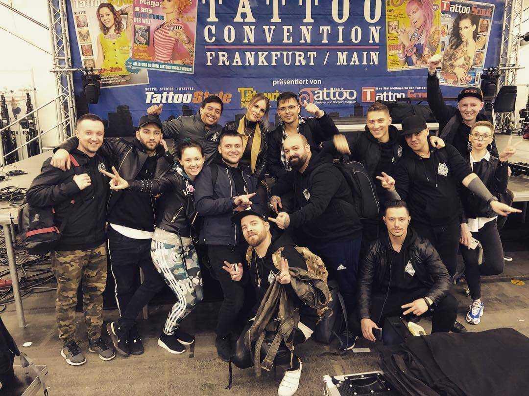 tattoostudio frankfurt skull tattoos team