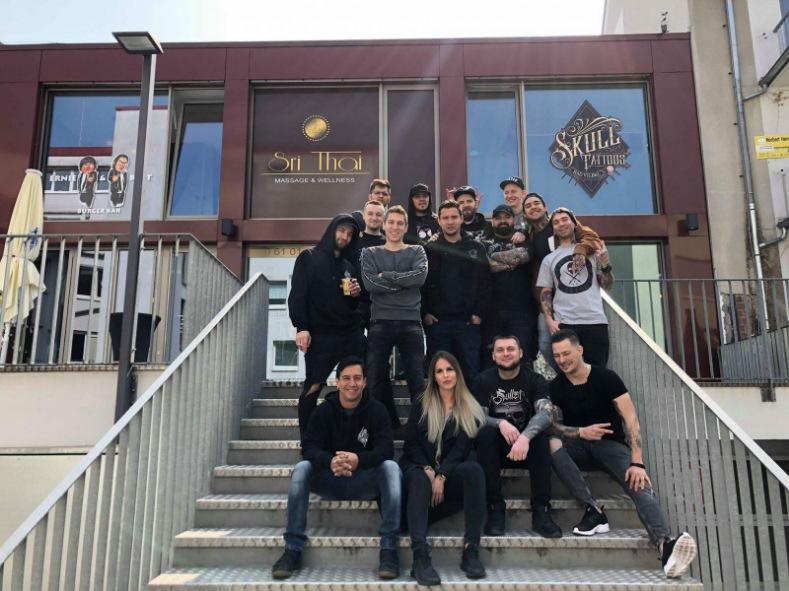 Skull Tattoos Team