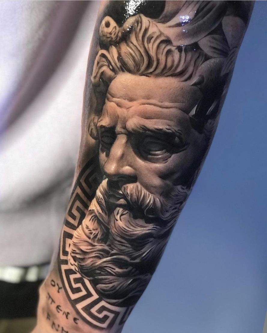 Mann unterarm tattoos 28+ Best